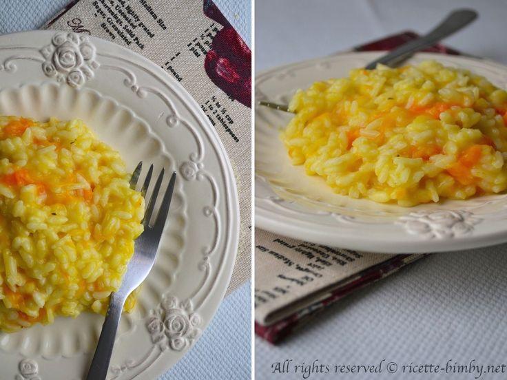 Scopri come cucinare il risotto alla zucca è piatto tipicamente settentrionale…