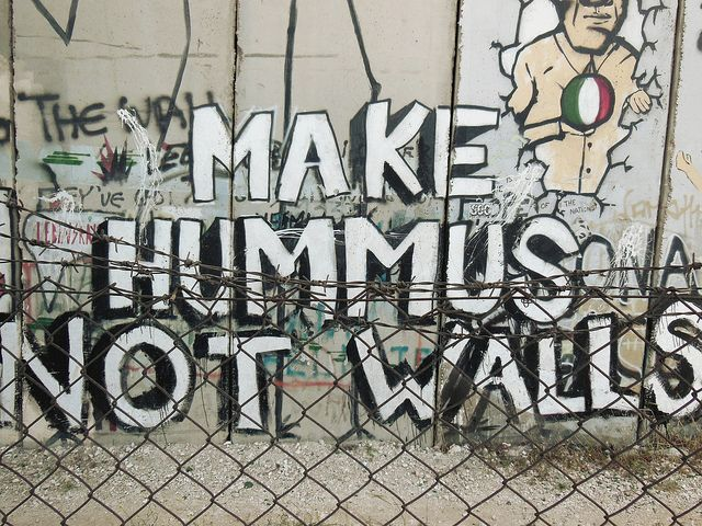 Palestine Graffiti... Freedom from Tyranny for the PALESTINIANS OF PALESTINE!