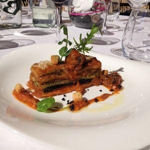 Jean-Alexandre OURATTA @ChateauBagnols éveillera vos sens gustatifs dans ce lieu à l'élégance intemporelle 69480 #Anse
