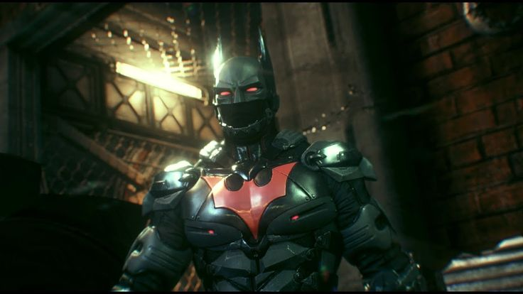Batman: Arkham Knight (PC)(Batman Beyond Walkthrough)[Part 2] - Ace Chem...