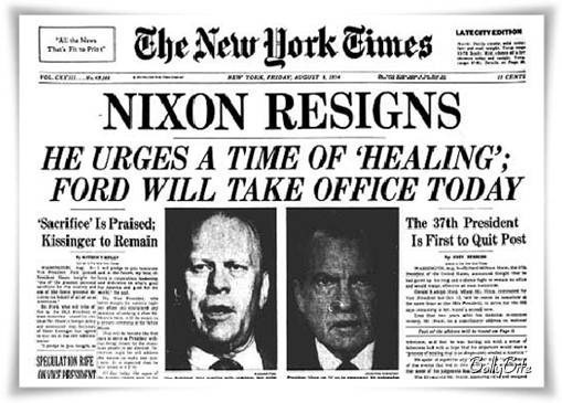an exploratory paper on the watergate scandal Watergate scandal paper question  from the first article, the president is said to try and repair the damages concerned with the watergate scandal.