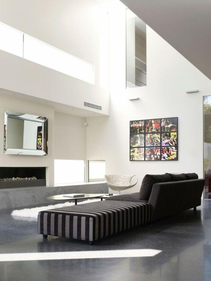 Die 683 besten Bilder zu Interior auf Pinterest Villas, Haus - wohnzimmer modern eingerichtet