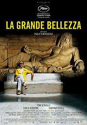 La Grande Bellezza: wat een geweldige film, ruim twee uur genieten, proza en poëzie in beeld! #ikwilmorgenweer #aanrader