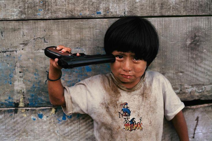 Steve McCurry - Yanesha, Peru