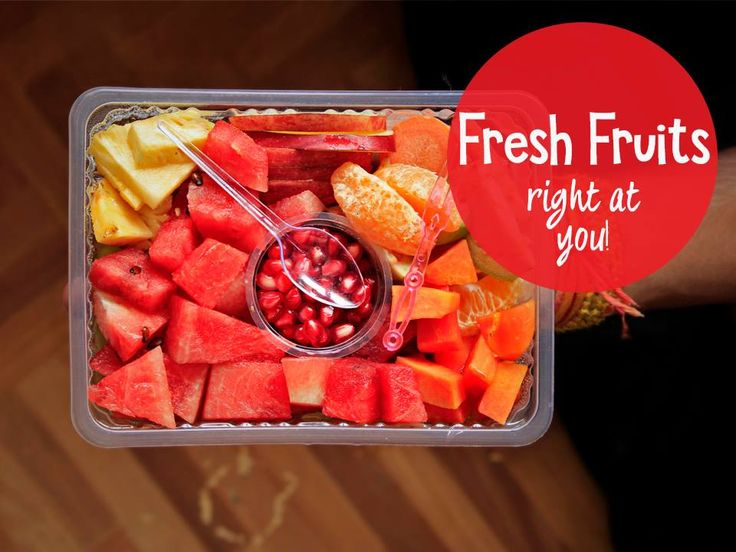 FRESH CUT FRUITS, ALL MONTH LONG! Contact- 9111117075 #Food #Fruits #Healthy #Delivery #Falaahar #CityShorIndore