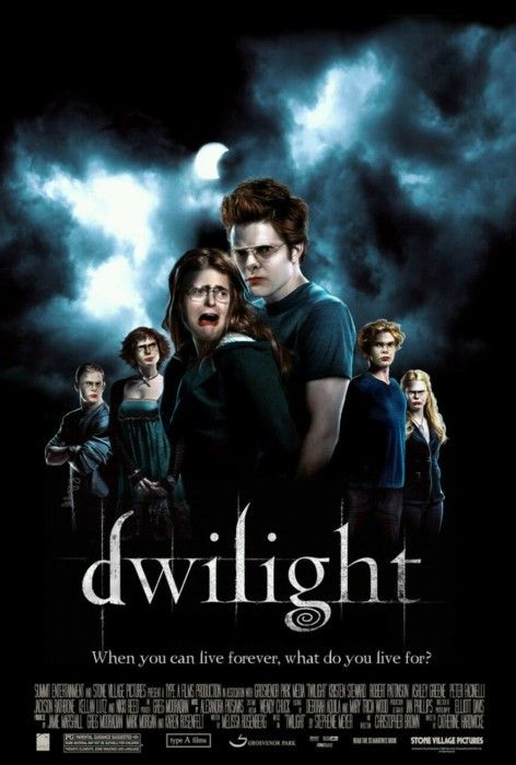 """Dwight Schrute from """"The Office"""" stars in """"Dwilight"""" Ok that is funny!"""