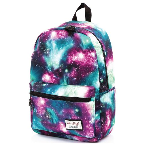 Best Ever Christmas Gift Ideas for Teenage Girls - Galaxy Pattern Backpack. school bag. teen fashion. teen girls.