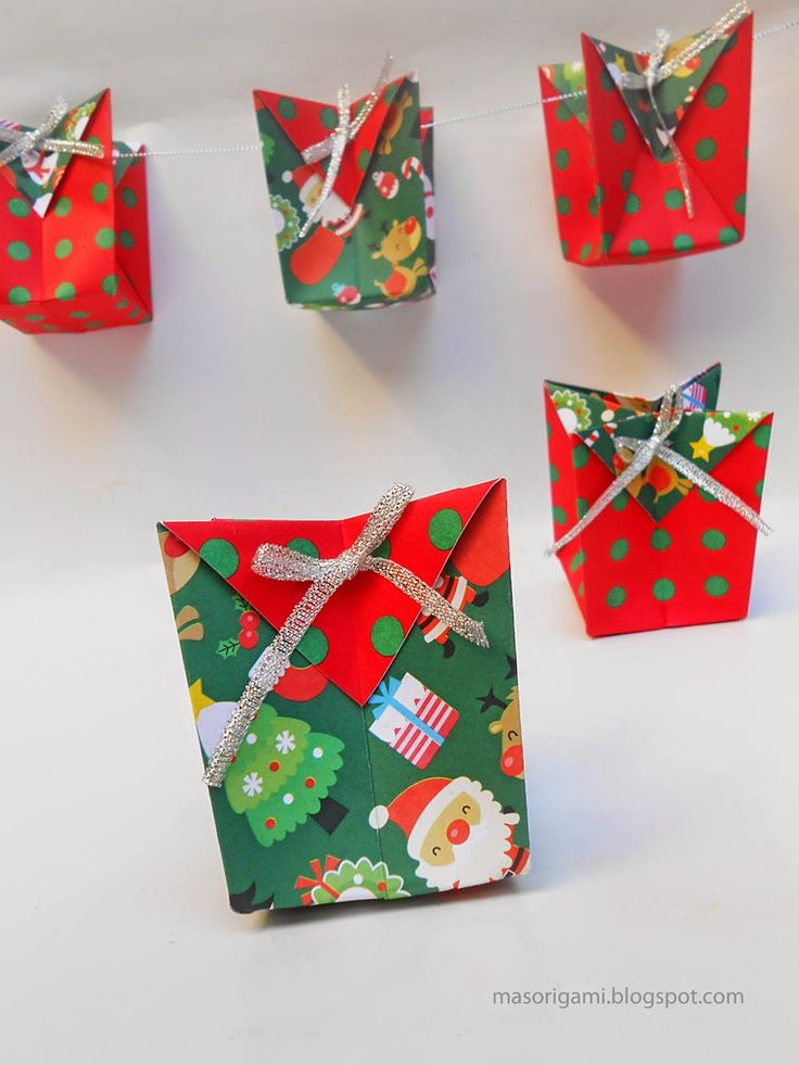 Bolsitas navideñas