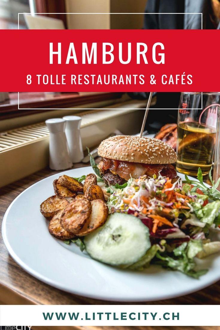 Hamburg: The best restaurants & cafes
