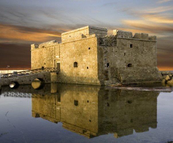 Cyprus, Paphos Castle