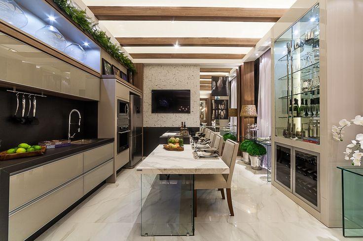 Cozinha Gourmet - Casa Cor