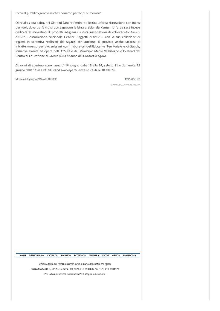Genova Post - 8 giugno pag. 2/2