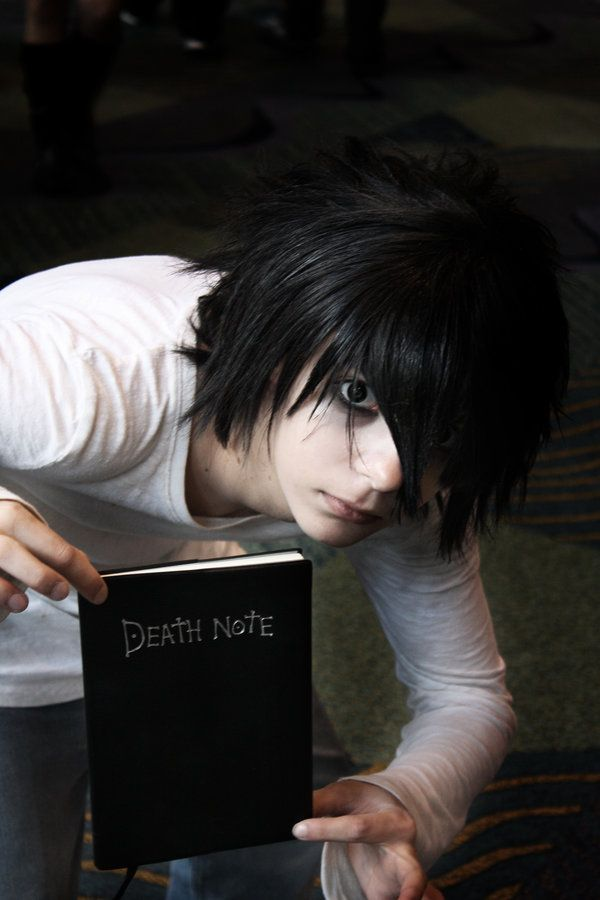 25+ Best Death Note Cosplay Ideas On Pinterest