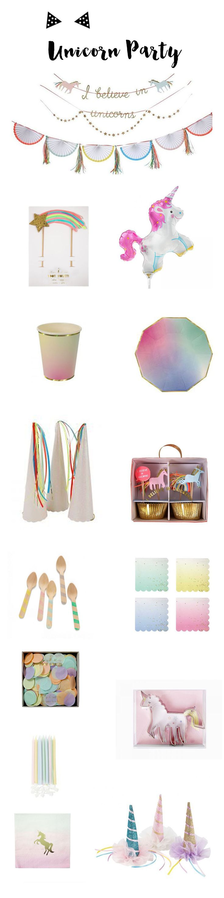 Deco licorne fashion designs for Decoration licorne chambre