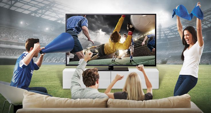 De beste manier om voetbal te kijken...