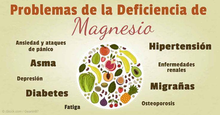 Varios estudios importantes sobre el magnesio han encontrado que podría ser benéfico para prevenir la diabetes tipo 2 y mejorar la resistencia a la insulina. http://articulos.mercola.com/sitios/articulos/archivo/2015/10/05/relacion-magnesio-y-diabetes.aspx