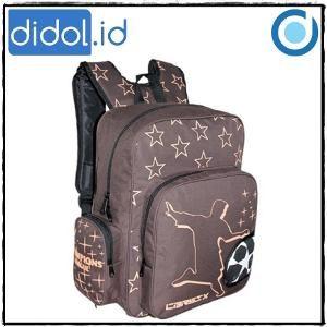 Tas Sekolah - Tas Ransel - Tas Punggung - Backpack Anak Laki-Laki Sepak Bola CBR6 818 CRR