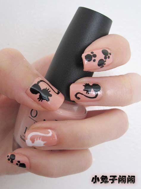 Nails - Cats