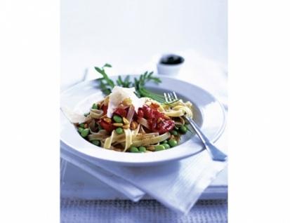 Recept: prima pasta
