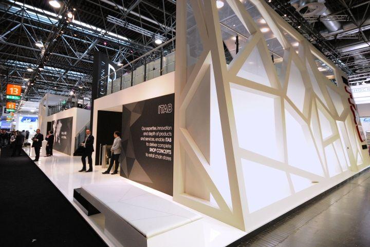 Euroshop Düsseldorf 2014   ITAB exhibit design