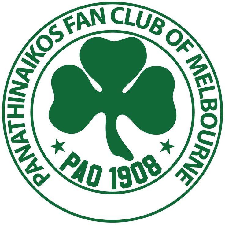 Panathinaikos fan club of Melbourne.
