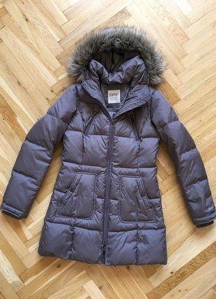 Kupuj mé předměty na #vinted http://www.vinted.cz/damske-obleceni/dlouhe-kabaty/14412993-perovy-teply-zimni-kabat-esprit