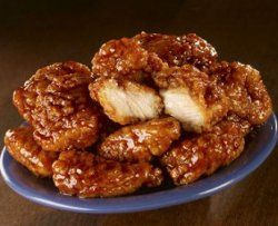 Copycat KFC Honey BBQ Wings  (made these......can't begin to describe how yummy) I also made these boneless