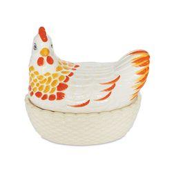 как хранить куриные яйца, декоративная ваза для яиц от Лора Эшли