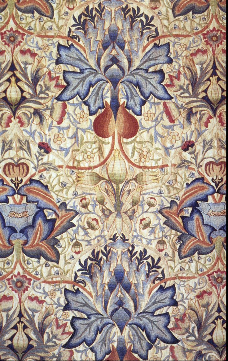 Artichoke, William Morris,1890