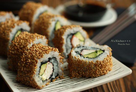 ごま巻き寿司