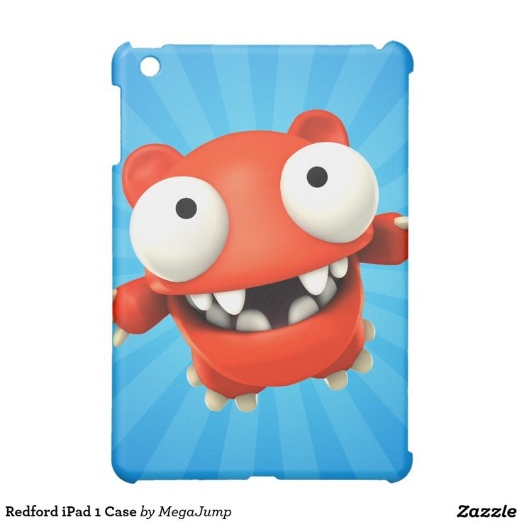 Redford iPad 1 Case Cover For The iPad Mini. Regalos, Gifts. #carcasas #cases