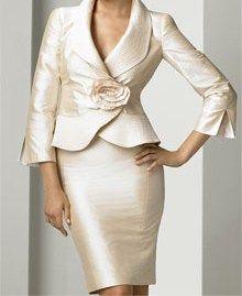 Cool Women39s Business Suits Ladies SKirt Sets Elegant Blazer Coat And Skirt