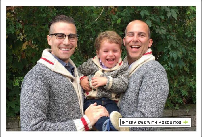 We interviewed Frankie Nelson and BJ Barone, educators, and authors of Milo's Adventures: A Story About Love. We found out what it was like to discover their birth photo had gone viral, how their family responded to all the media attention (the good + the bad), and the sweet message their son is sharing with the world.
