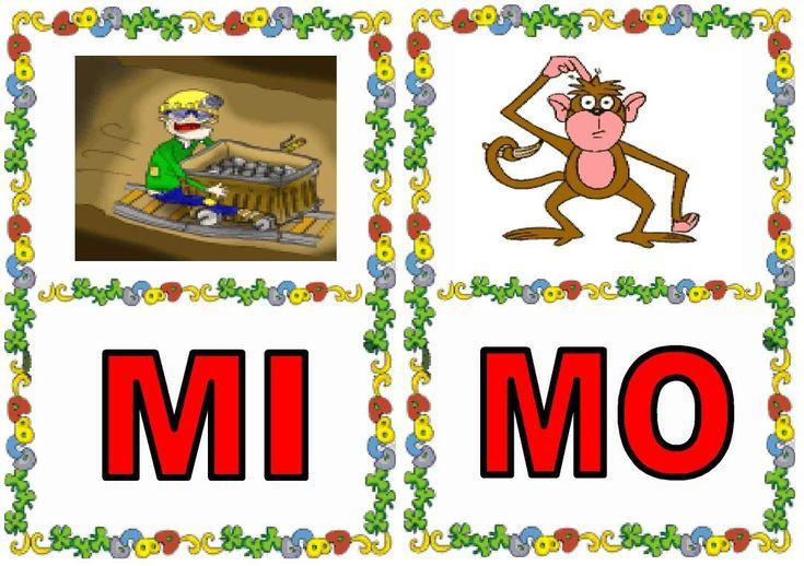 imagenes que empiecen con ma-me-mi-mo-mu - Buscar con Google ...