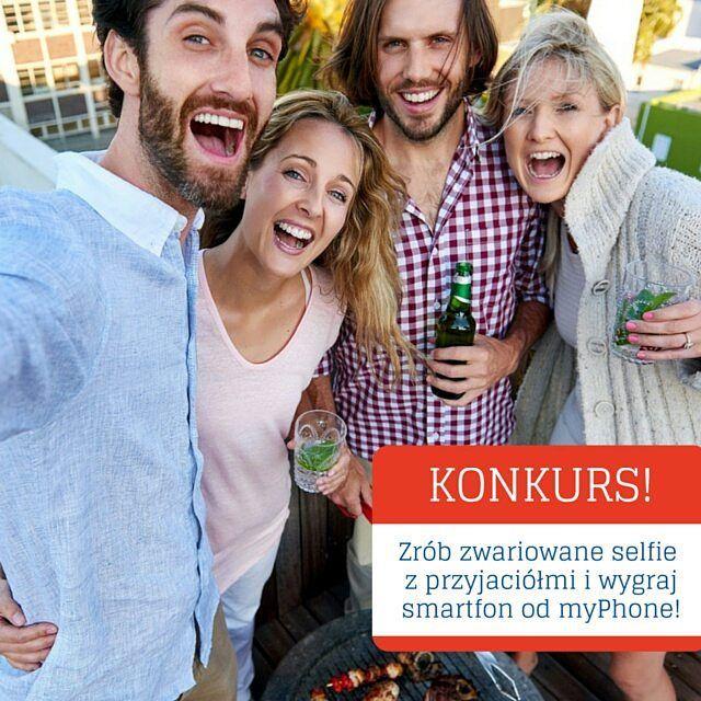 UWAGA KONKURS !!! Zrób sobie selfie z przyjaciółmi dodaj je na Instagram i otaguj hashtagiem #myphonemobile oraz oznacz @myphone.mobile. Nie żałuj kreatywności! Liczymy na zwariowane zdjęcia . Konkurs trwa do 20.09.  Do wygrania:  I miejsce - myPhone Luna II miejsce - myPhone L-Line III miejsce - zestaw akcesoriów  Więcej szczegółów na http://ift.tt/1OhGIQs #myphonemobile #myphone #konkurs #wygrana #luna #lline #smartfon #polska #tylewygrac #mistrz #selfie #przyjaciel #przyjaciele #zdjecie…