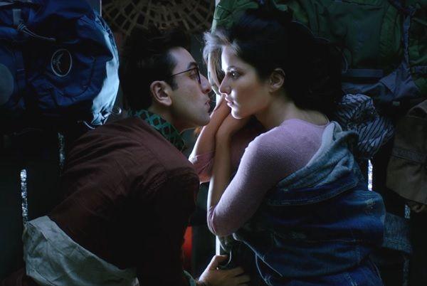 Katrina Kaif fusses over a KISS with Ranbir Kapoor? #FansnStars