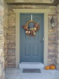 painted front doors - Google Search: Decor Ideas, Doors Ideas, Paintings Front Doors, Front Doors Colors With Stones, Google Search, Dreamy Doors, Decor Projects, Decor Ideal, Front Door Colors