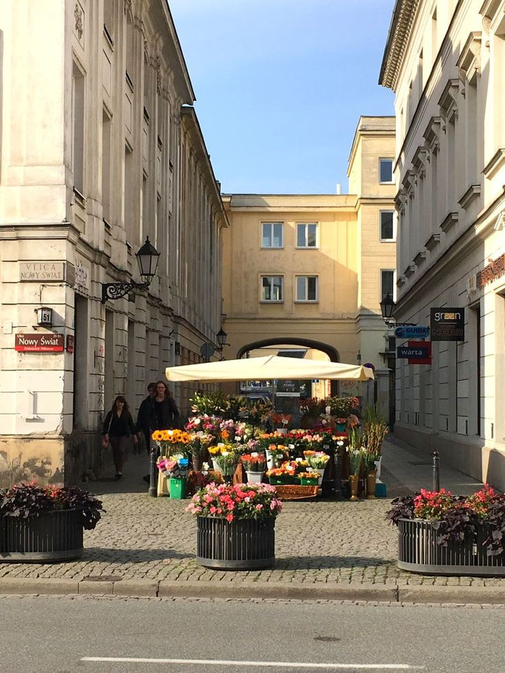Warsaw City Guide - Always Elsewhere