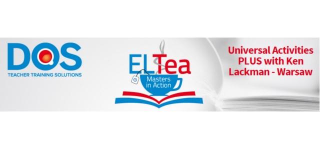 Kolejna odsłona niezwykle popularnego cyklu ELTea MASTERS in ACTION – intensywnych warsztatów dla nauczycieli języka angielskiego wszystkich sektorów edukacyjnych. W roli głównej tym razem znakomity Ken Lackman, uwielbiany na całym świecie za niezwykle praktyczne podejście, dziesiątki pomysłów i nowatorskich typów ćwiczeń oraz za wyjątkowe materiały dla wszystkich uczestników, w formie unikalnych, autorskich e-booków. Tylko raz w Polsce w tym roku – absolutnie niepowtarzalna okazja!