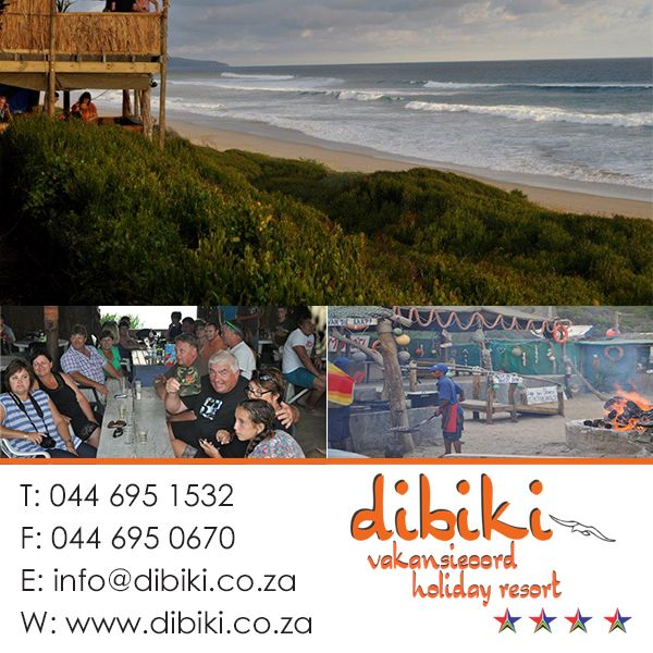 "Another important item on Dibiki's Holiday Programme was the stunning seafood dinner at ""De Vette Mossel"" #holiday, #activities, #hartenbos"