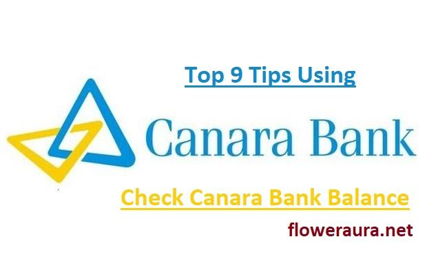 How To Check Canara Bank Balance Using By Sms Mobile Number App In 2020 Banking App Instant Loans Sms