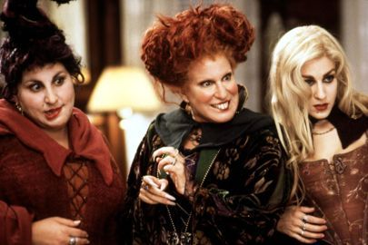 Best Halloween Films - Hocus Pocus | See the full list on British Vogue