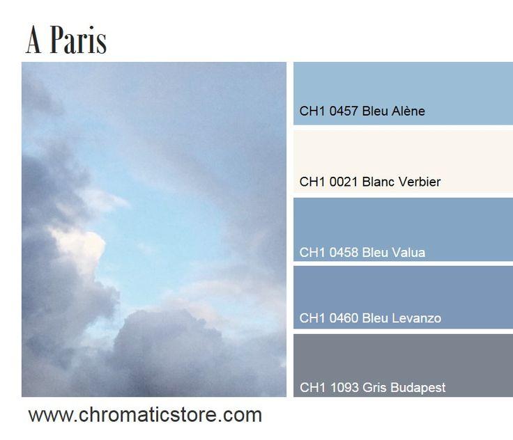 Les 95 meilleures images du tableau chromatic en bleu sur pinterest coule - Couleur bleu gris clair ...