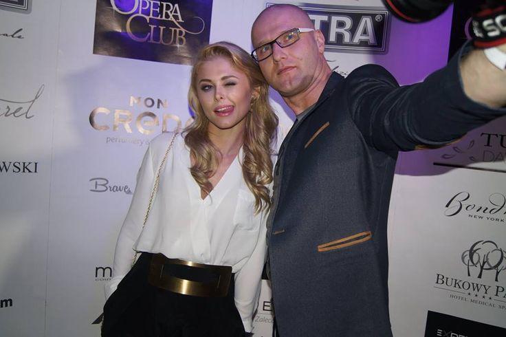 Opera Fashion Night JOANNA OPOZDA i ROBERT CAUSARI fot. Daniel Osiński