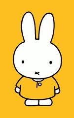 Nijntje in een gele jurk (Miffy) www.cooleouders.wordpress.com