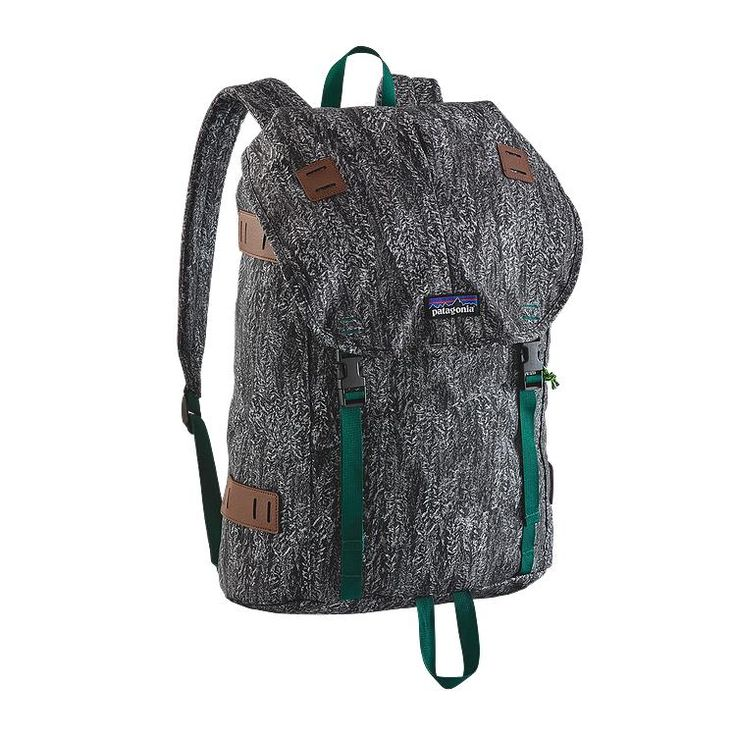 Patagonia Arbor Backpack 26L - Forestland: Black FOBK