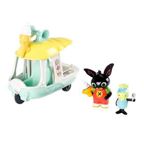 Fisher-Price Bing Bunny Gilly's Ice Cream Van