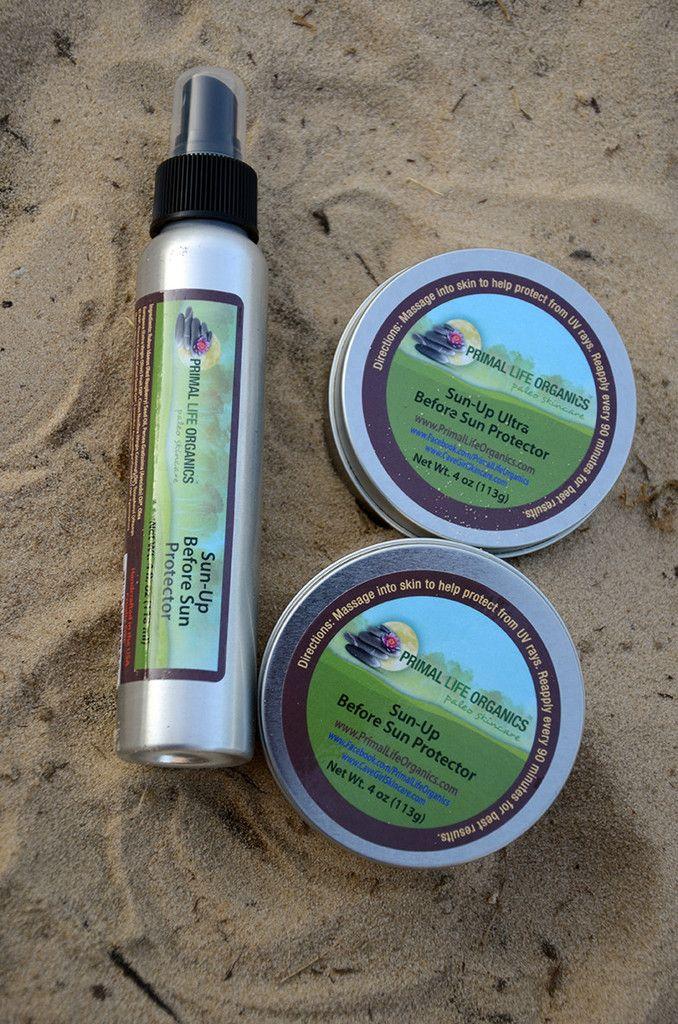 Sun-Up Before Sun Protector – Primal Life Organics.... Paleo Skincare