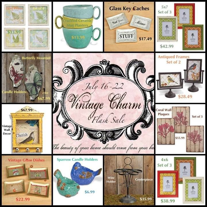 more vintage charm for your home  Decorate with Holly Lewis  https://hollylewis.athome.com/