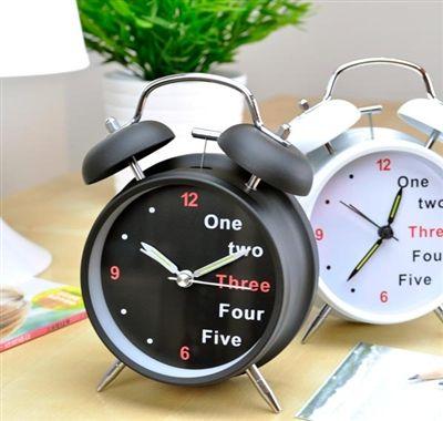 Classic Light Alarm Clock